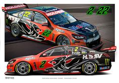 Photo by Peter Hughes Police Cars, Race Cars, Holden Australia, Car Prints, V8 Supercars, Vehicle Wraps, Racing Team, Car Wrap, Jeeps