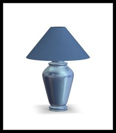 98 colours of this lamp.