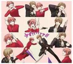 Kagura x Sougo Anime Love Couple, Cute Anime Couples, Nalu, Kamui Gintama, Gintama Wallpaper, Shingeki No Bahamut, Percy Jackson Art, Fanart, Okikagu