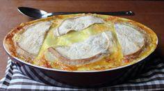 Tartiflette Recipe - French Potato, Bacon, and Cheese Casserole