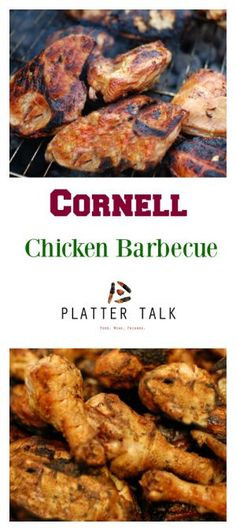 Cornell Barbecue Chicken was developed by Cornell Professor Robert Baker, in the early 20th century, to help the farmers of New York State. Decades later, Professor Baker's legacy lives on with this recipe that has since become an indelible part of the the empire state's food culture.