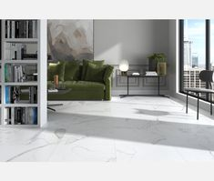 Carrara White Matt Marble Porcelain Floor Tile - Tiles from Tile Mountain Marble Porcelain Tile, Carrara Marble Bathroom, Marble Floor, Tile Floor, Porcelain Floor, Bauhaus, Hallway Flooring, Living Room Flooring, Cozumel