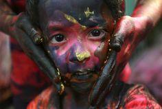 holi, festival of colours!
