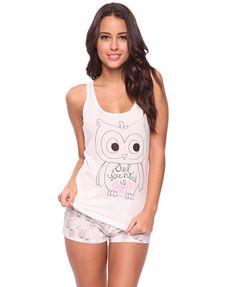 my cute owlies pajamas