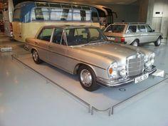 #W109 in the Mercedes Museum in Stuttgart. WOW!