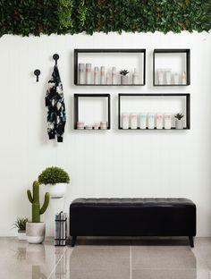 Salon Interior Design Ideas: Urban Jungle Salon Furniture Collection by Comfortel