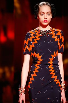 I think I just found my inspiration! Schiaparelli Spring 2015 Couture - Collection - Gallery - Style.com