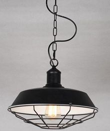 Material: Aluminum Color: Black Type:Industrial Light Source: Energy saving,traditional or high power LED Certificate: CE/UL/ROHS/ISO9001 Design: OEM&ODM are available Purpose: dining room,living room,restaurant,bar,shop,project hotel Size: 10 x 10 x 18