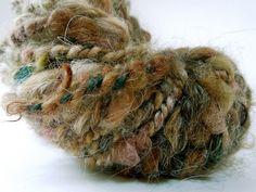 Natural Beauty Handspun Yarn. https://www.etsy.com/listing/112109614/natural-beauty-handspun-yarn# via Etsy.