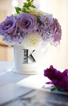 """I love the purples! Doesn't hurt it's in a """"K"""" mug either. :)"""