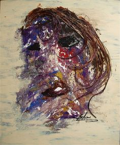paintings with disfigured faces - Google Search