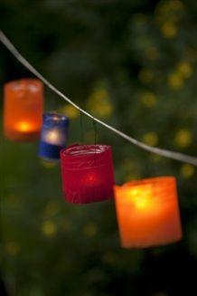 Little garden lights