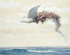 Rene Magritte ~ The Promisse                                                                                                                                                                                 More