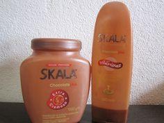 Bєlєzα dє Lαkรнмi: Skala Chocolateplus: máscara e condicionador