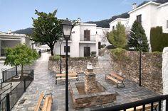 Villa turística de Bubión, en la Alpujarra de Granada.