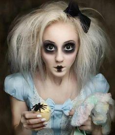 I'm gonna do my hair and makeup just like this...soooooo ho!!