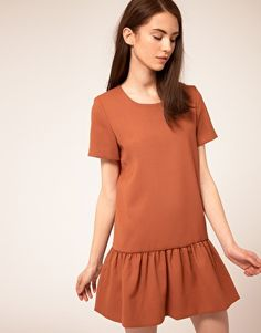 This color is kind of the best, also I kind of can wear a drop waist, so? Maybe.