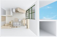 aerial view room - Google Search