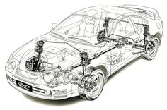 Toyota_Celica_GT-Four_1995_Technical_Drawing