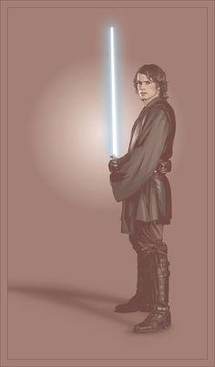 Anakin Skywalker by Jessica Finson