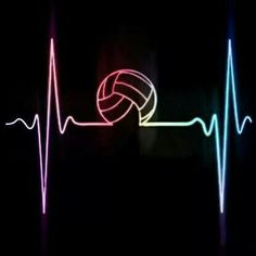 The pic speaks volumes #volleyballforever