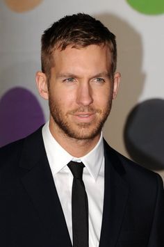 Pin for Later: Did You Know Calvin Harris Used to Look Completely Different? 2013