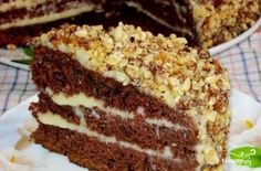Руцепт торта чак чак