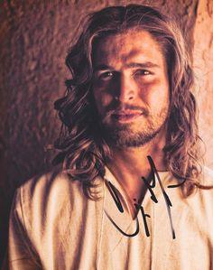 Diogo Morgado Autographed Signed 8X10 Photo COA 'Son Of God Jesus'