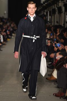 Andrea Pompilio Fall 2015 Menswear - Collection - Gallery - Style.com