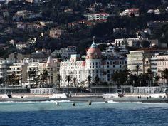 Nice / France - Hotel Negresco