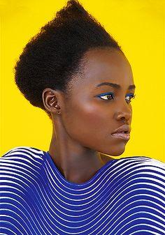 Lupita Nyong'o / Photo by Erik Madigan Heck