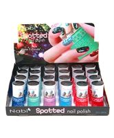 Spotted Nail Polish $1.75 Each