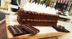 Marquise de chocolate por Rocío Espinillo