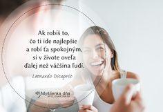 Leonardo Dicaprio, Motto, Dna, Advice, Album, Words, Quotes, Fantasy, Facebook