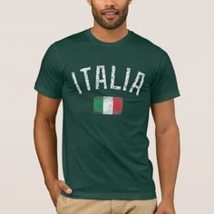 Italia Vintage T-Shirt - retro clothing outfits vintage style custom