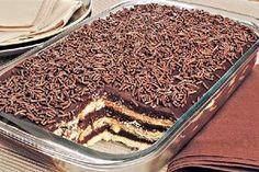 Köstliche Desserts, Summer Desserts, Delicious Desserts, Yummy Food, Flan Dessert, Cake Recipes, Dessert Recipes, Waffle Cake, Icebox Cake