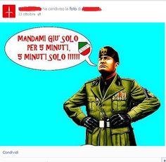...in MTL riescono a convivere leghisti e fascisti