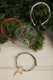 Μαρτυρικά βάπτισης με αστέρι σε χρυσαφί χρώμα και σταυρουδάκι Xmas, Christmas, Christening, Wreaths, Wedding, Decor, Valentines Day Weddings, Decoration, Door Wreaths