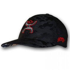 087a8e35962 HOOey Hat 2015 Chris Kyle Memorial Black Camo Snap Back Ball Cap CK004