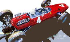 67 Ferrari 158 F1