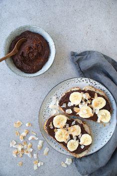 Chocolade hummus – Zonderzooi