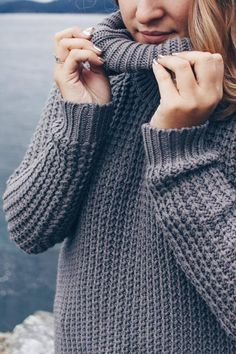 The coziest of the cozy | Women's Fashion #hunnistyle