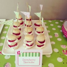 "Photo 1 of 20: Strawberry Shortcake / Birthday ""Lily's 3rd Birthday Party"" 