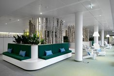 Philips is a global technology company that primarily focuses on electronics, healthcare and lighting products. In December 2015, the company opened a new German headquarters in Hamburg designed by Hamburg-based interior ... Read More