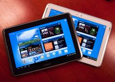 Samsung Galaxy Note 10.1- One of the most popular #tablets for good reason.