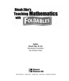 a whole book in pdf form about foldables,