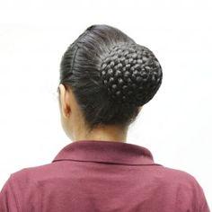 Fall and Wiglets Hairpieces : Human Hair Wig Braided Chignon, Human Hair Wigs, Hair Pieces, Wig Hairstyles, Braids, Fashion, Bun Braid, Bang Braids, Braided Buns