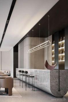 首发 | 飞视设计 · 乌托之境 Restaurant Interior Design, Cafe Interior, Modern Interior, Interior Architecture, H Design, Cafe Design, Cladding Design, Hospitality Design, Commercial Interiors