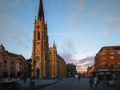 The Name of Mary Church - Novi Sad - null