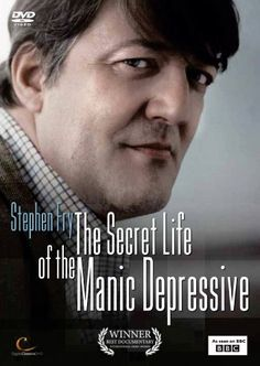 i adore Stephen Fry. And this is such a touching & thoughtful exploration of the illness that has played such a major role in my life.